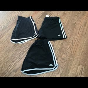 Pants - Women's size medium adidas and gap shorts bundle